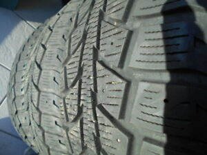 205 55 16 snow tires,  VW Audi alloy rims