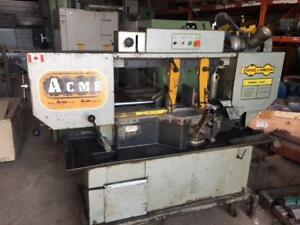 (USED) HORIZONTAL BAND SAW / HYD MECH S-20 / 13 x 18""