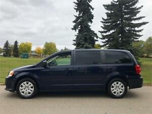 2014 Dodge Grand Caravan = DVD - STOW N GO - NEW WINDSHIELD