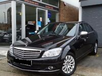 MERCEDES C220 CDI AUTOMATIC 2008 MODEL DIESEL ***FULL SERVICE HISTORY***