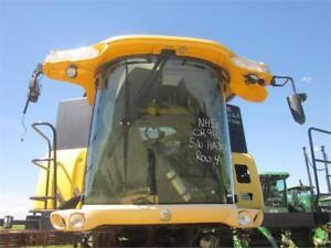 New Holland NH CR960 Combine Cab. Complete, Used, 8/10 Condition