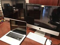 Mac / Apple products and tablet Repair with -30-day warranty