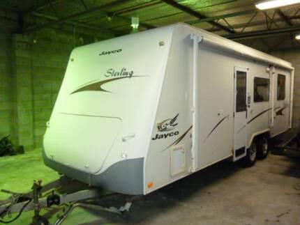 Innovative  Caravan For Sale In Moonah TAS  2008 18398 Regent Roystan Caravan