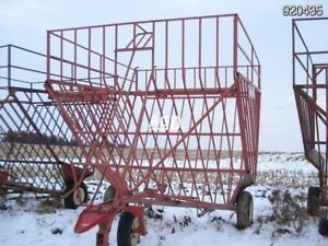 Bale Basket Wagon wanted to purchase