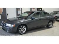 2006 VOLVO S60 AWD SPORT***4X4-CUIR-TOIT-TRES PROPRE***