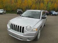 2007 Jeep Compass Sport/North 4dr 4x4