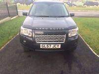 2007 Land Rover Freelander SE TD4 A