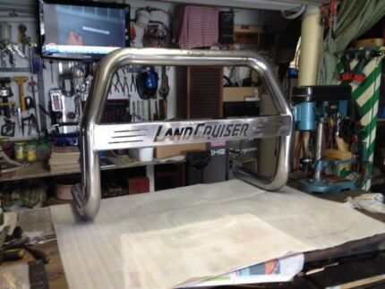 Landcruiser Nudge Bar
