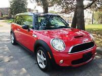 2010 MINI Cooper Clubman S, DVD, LOW KM, CERTIFIED