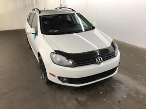 2012 Volkswagen Golf Wagon Comfortline TDI 81,000KM A/C