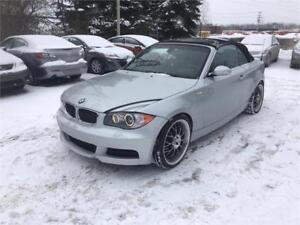 2008 BMW 135i M-PACK, 34288 KM, Safety & ETEST for ON or QC INCL