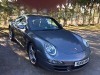 Porsche 911 3.6 997 Carrera 2dr 2006- Fully Loaded