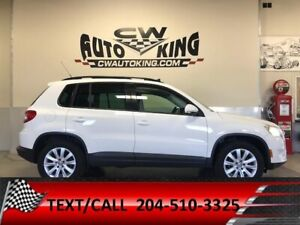 2010 Volkswagen Tiguan Comfortline / AWD / Pan. Roof / Finance