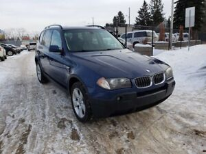 2005 BMW X3 3.0i-LEATHER-PANORAM