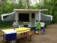 2012 Jayco Tent trailer for rent
