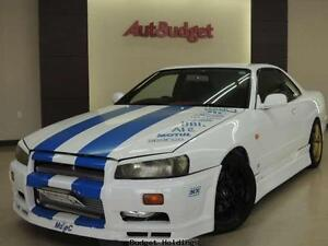 1999 Nissan Skyline 25GTT Coupe (2 door)
