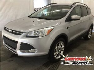 Ford Escape SE AWD 2.0 Ecoboost Cuir MAGS Chromés 2015