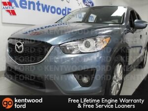 2015 Mazda CX-5 CX5 AWD with sunroof, heated power leather seats