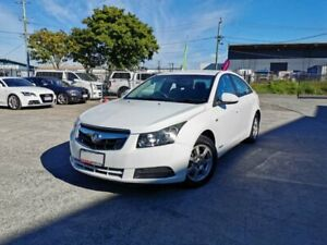 2010 Holden Cruze JG CD 6 Speed Automatic Sedan Coopers Plains Brisbane South West Preview