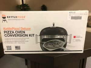 Kettle Pizza Oven kit Deluxe