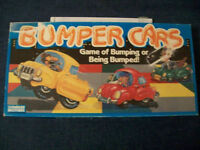 Bumper Cars-Game of Bumping or Being Bumped 6 +