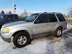 2003 Ford EXPLORER For Sale Edmonton