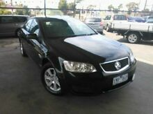 2011 Holden Commodore VE II Omega Black 6 Speed Automatic Sedan Maidstone Maribyrnong Area Preview