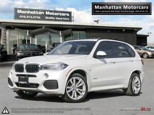 2014 BMW X5 xDrive35i M-SPORT PKG  NAV CAMERA PANO BLINDSPOT H.U