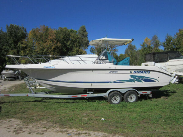 Used 1997 Stratos Boat Co 270