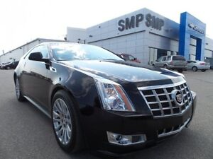 2014 Cadillac CTS Coupe AWD Performance, PST paid, leather, s ro