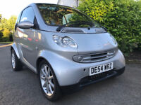 Smart Fortwo Passion, 698cc, Auto, Very Low Miles, 2004