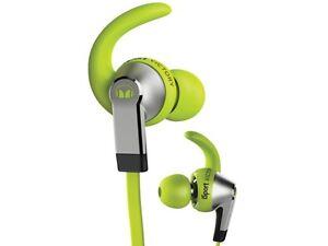 New Monster iSport Earbud Headphones