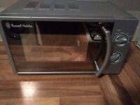 Russell hobbs microwave(17L) in very good condition only £30