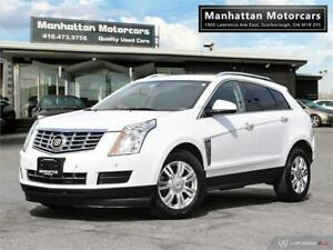 2014 CADILLAC SRX4 AWD LUXURY |NAV|CAMERA|PANO|PHONE|BLINDSPOT