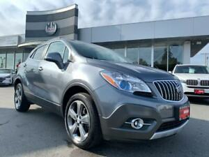 2014 Buick Encore Convenience AWD LEATHER REAR CAMERA ONLY 54KM