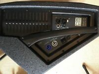 RCF NX 12-SMA Powered Monitor/PA System (PAIR)