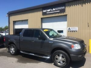2004 Ford F-150 FX4  moteur refait, reconstruit ready to work