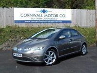 HONDA CIVIC 1.8 SPORT I-VTEC 5d 139 BHP MOT AND SERVICE JUST D (grey) 2006