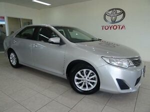 2013 Toyota Camry ASV50R Altise Silver 6 Speed Automatic Sedan Westcourt Cairns City Preview