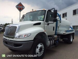 2019 International 4300 SBA 4X2, New Septic Truck