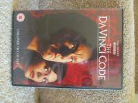 The Davinci Code with Tom Hanks DVD