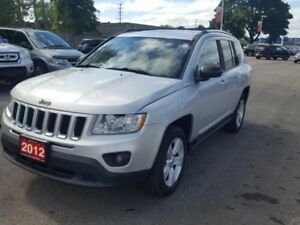 2012 Jeep Compass Sport 4dr 4WD Sport Utility Vehicle