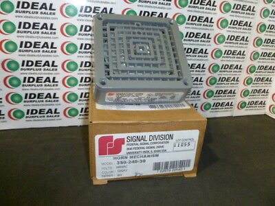 Federal Signal 35024030 Horn New In Box