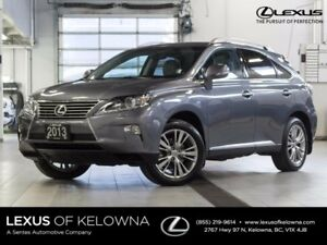 2013 Lexus RX 350 Touring w/Heated and Ventilated Seating