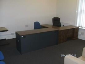 OFFICES TO RENT 17FT X 16FT AND 13FT X 8FT