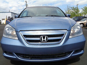 2007 Honda Odyssey EX SPORT PKG--POWER SLIDDING DOORS--CLEAN