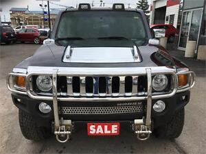 2006 HUMMER H3 4WD! Dvd! Pirelli Tires! Chrome Rims! Clean Title