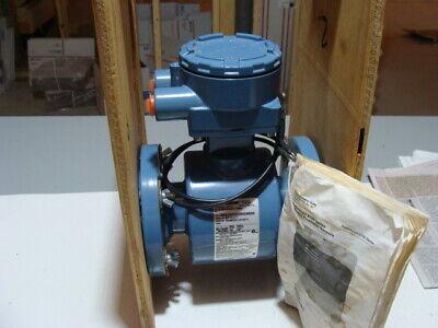 New Rosemount 8700 Magnetic Flowmeter Sensor 8705psa020c1w0n0 S 0212377