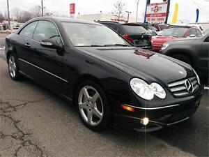 2008 Mercedes-Benz CLK 350 ** 1AN DE GARANTY ** CUIR, TOIT, MAGS