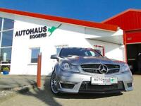Mercedes-Benz C 63 T AMG/2HD/DRIVERS-PACKAGE/OKT-18-GARANTIE